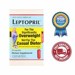 Generix Laboratories - Leptopril, 95 Capsules