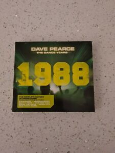 Double CD Album : Various Artists : Dave Pearce the Dance Years 1988