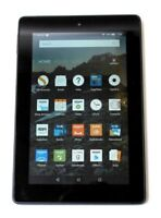 AMAZON KINDLE FIRE HD 4th Generation  Pink Back    ***MINT  CONDITION***