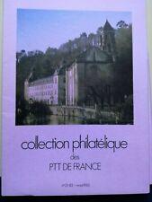 Z879. COLLECTION PHILATÉLIQUE n° 01 - MARS 1983 AVEC TIMBRES ET NOTICES