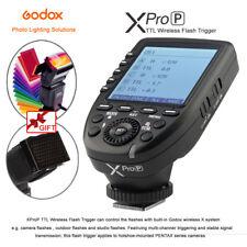 Godox XPro-P TTL Wireless Flash Trigger for Pentax K1 K70 K50 K3II KS2 KP Camera
