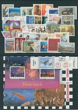 Austria Vintage Yearset 2006 Mint MNH without Block 35 without Slbskl Complete
