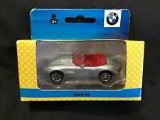 BMW Z8 Die-Cast Toy Car in 1:64 Scale - New in Box