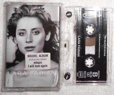 """Lara Fabian """"Adagio""""  K7 cassette audio"""
