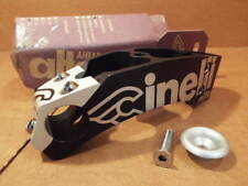 New-Old-Stock Cinelli Alter Stem..Black w/Silver Accents (130 mm x 26.0 mm)