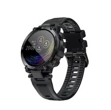 Sports Smart Watch Black D13 Fitness Tracker IP67 Waterproof For iPhone Android