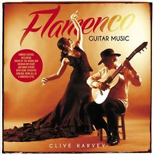 CLIVE HARVEY - FLAMENCO GUITAR MUSIC  CD NEUF