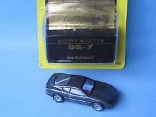 Matchbox World Class 37 Aston Martin DB-7 Grey English Sports Car DB7 Plate A