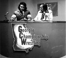 7 Pro Wrestling Dvds: Georgia Wrestling from 1979 - 1980!