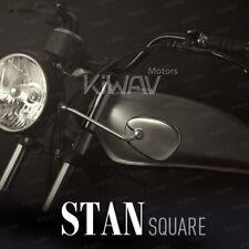 Mirrors Stan square chrome headlight mount for vintage BMW R41 R50 R50/2 R60