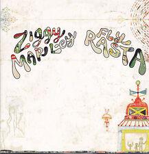 Ziggy Marley-Fly Rasta Promo cd maxi single 4 tracks Cardsleeve