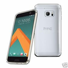 Resistente Fina Transparente Funda Cubierta de Gel TPU para HTC 10