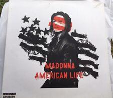 "Madonna American Life RARE 12"" Single"