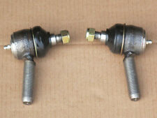 2 Rear Drag Link Tie Rod Ends For Massey Ferguson Mf 158 175 230 231 235 240 250