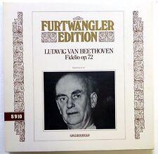 Beethoven FIDELIO op.72 Furtwängler 3LP Classical MINT-  cla74