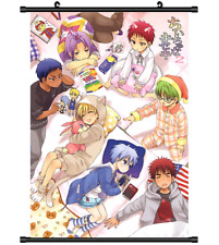 4038 Anime Kuroko no Basket Kiseki no Sedai wall Poster Scroll A