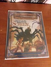 D&D Dungeon Master Screen 3.0 / D20 (Spider Cover, Brand NEW - Free Shipping)