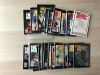 Heavy Metal Covers trading cards base set single cards by Comic Images 1991 (90)