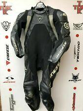 dainese sukhoi leathers 1 piece rare size 42 uk euro 52