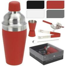 cocktail shakers sets ebay. Black Bedroom Furniture Sets. Home Design Ideas