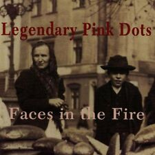 The Legendary Pink Dots faces in the fire CD 1996