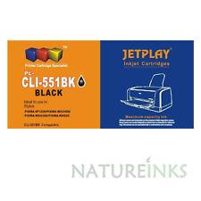 1 CLI-551BK black ink cartridge for Pixma iP7200 iP7250 MG5450 MG5550 MG6350
