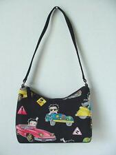 BETTY BOOP POCKETBOOKS / PURSE #24 HOBO DESIGN CARS