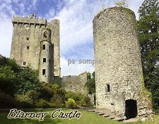 Ireland - BLARNEY CASTLE  Travel Souvenir Fridge Magnet