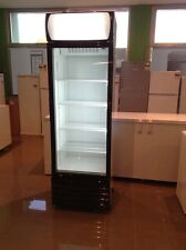 EUROTAG Commercial 430lt Upright Display Drink Fridge