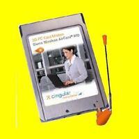 UNLOCKED Sierra Wireless 860 Aircard UMTS/HSDPA/GPRS Air Card 3G 850mHz/1900mHz