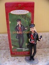 Hallmark 2000 Harley-Davidson Barbie Christmas Ornament