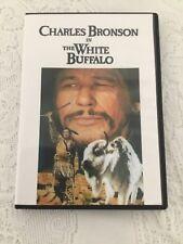THE WHITE BUFFALO DVD CHARLES BRONSON MOVIE 1977 WESTERN ADVENTURE