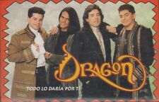 Dragon Todo Lo Daria Por Ti Cassette New Sealed