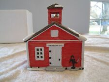 Dept 56 - Red School House New England Village