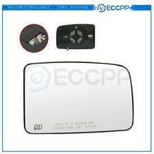 ECCPP For 03-06 Ford EXPEDITION RH With Heated Chrome Convex Glass Mirror Mirror