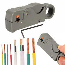 SPELLAFILI Abisolierer per cavo coassiale 2-8mm RG-58/59/62/3C / 4C