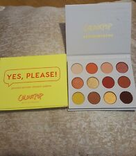 Colourpop. Yes, Please! eye shadow palette BNIB **Sold out**