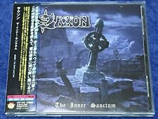 Saxon - The Inner Sanctum - Japan Import - Bonus Tracks + 7 - KICP-1242