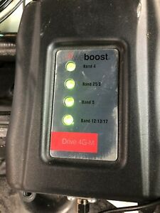weBoost Drive 4G-M Cell Phone Signal Booster