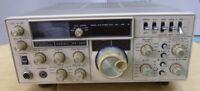 YAESU old model HF machine FT-107 Ham Radio transceiver Japan Vintage Junk
