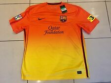 FC BARCELONA 2012/13 NIKE AWAY SHIRT - ADULTS EXTRA LARGE - EXTREMELY RARE