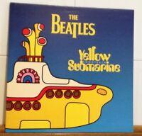 THE BEATLES - YELLOW SUBMARINE Songtrack VINILE GIALLO - NUOVO MAI SUONATO 1999