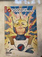 Doctor Tomorrow #3 Peach Momoko Variant (2020) NM/MT Valiant Comics 1st Print
