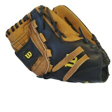 "Wilson A0360 12 A360 Baseball Glove 12"" Rht Genuine Leather Wta0360 12,excellent"