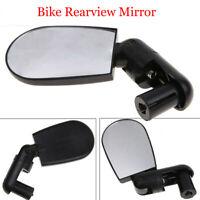 1pz Specchietto Specchio Retrovisore Per Bicicletta Mountain Bici Flessibile