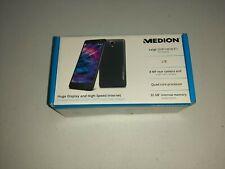 Smartphone Medion e5520 32 GB Dual SIM-Free Smartphone-schwarz