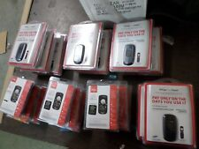 Verizon pantech breakout ADR8995P and Samsung smooth prepaid android phones.