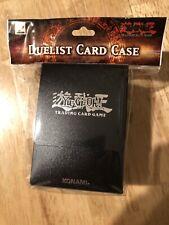 Upper Deck Konami Yugioh Duelist Deck Case Box Sealed