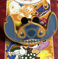 2019 Disney Mickey's Very Merry Christmas Party Mystery Stitch Cookie Pin LR