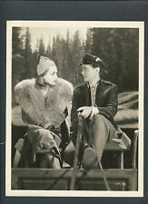 JOAN CRAWFORD + FRANCHOT TONE - 1937 THE BRIDE WORE RED - ROMANCE COMEDY
